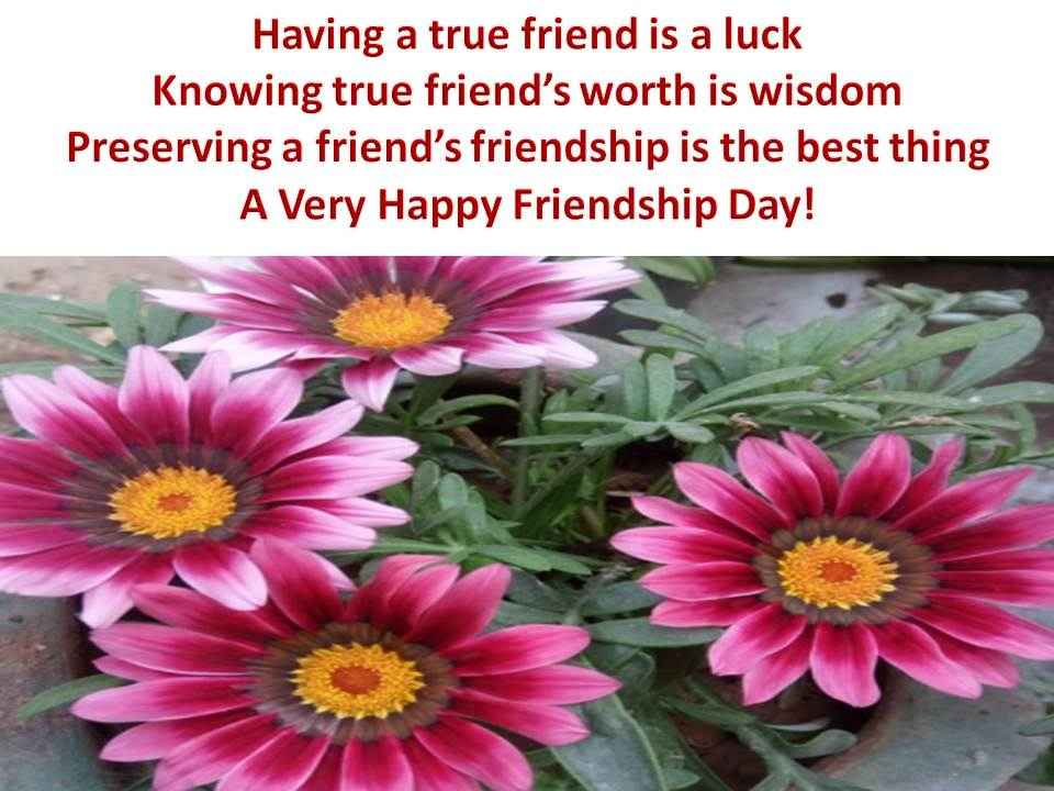 friendship day messages msg best friends