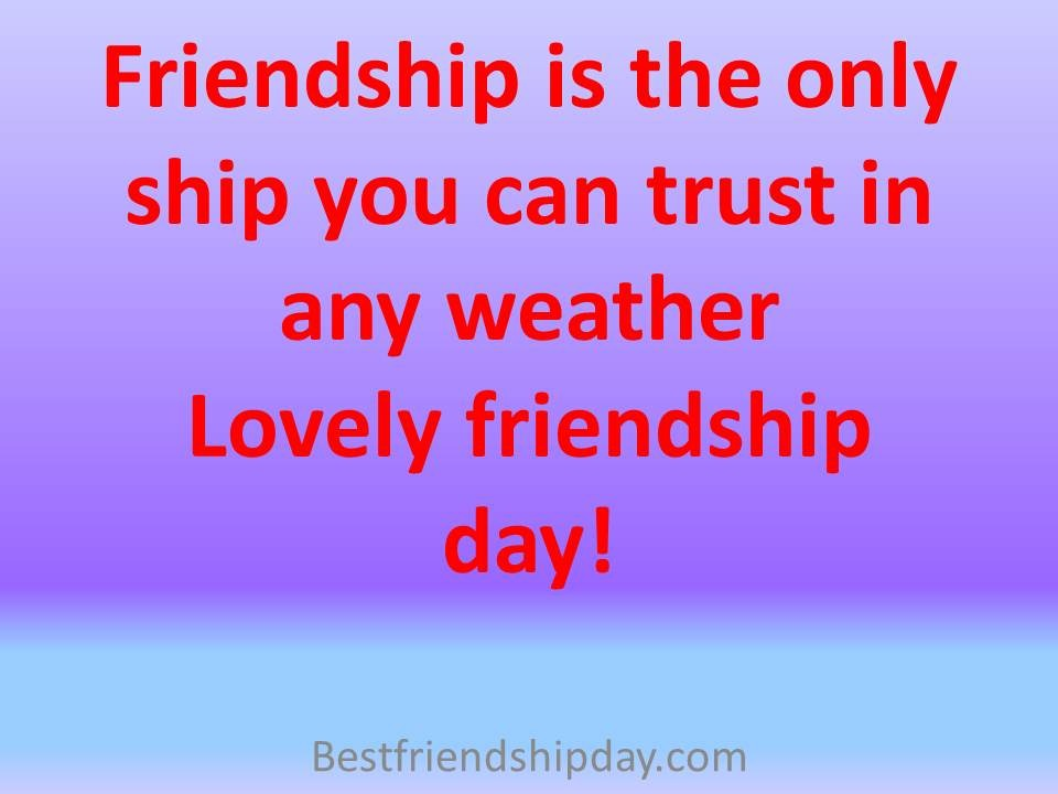 friendship day caption greetings