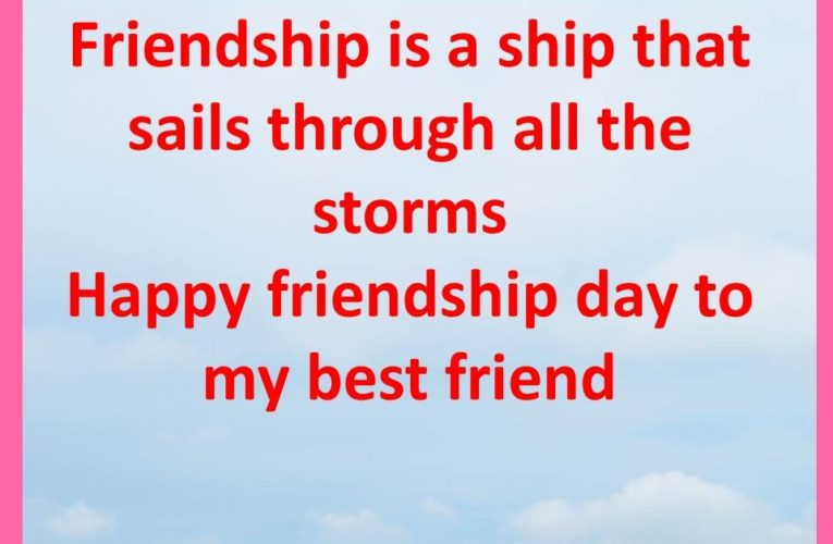 Latest Friendship Day Photos Download with Quotes for Friends
