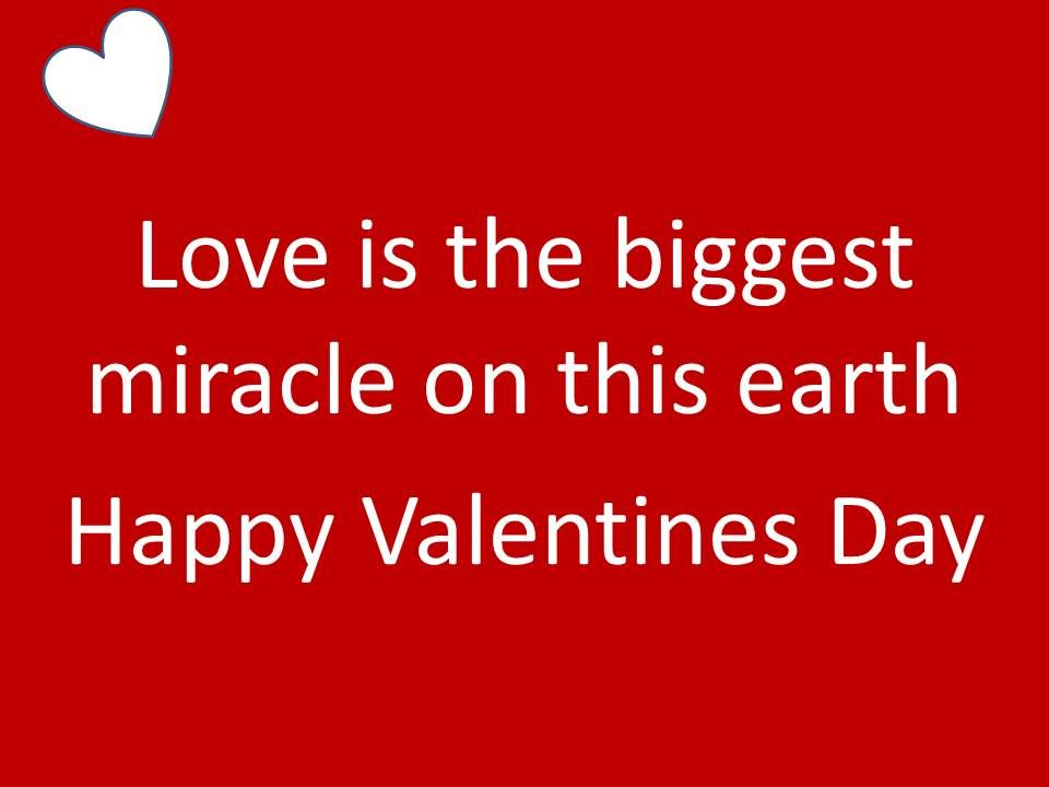 valentines day quotes for freinds and family