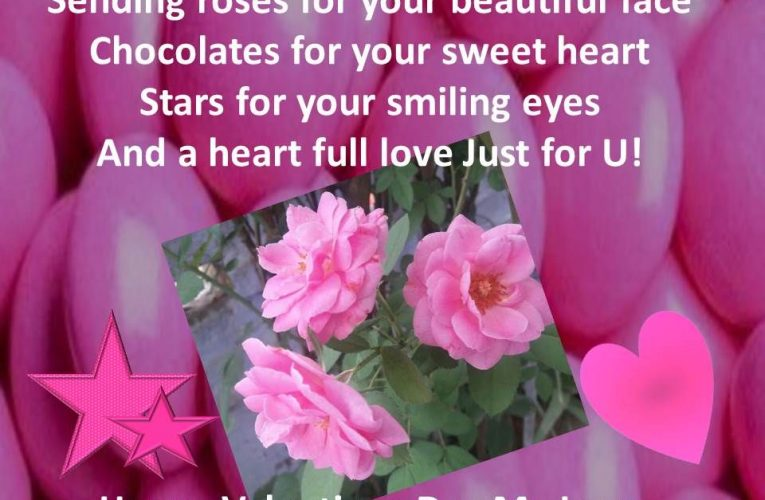 Most Romantic Valentine Wishes 2021 for Boyfriend